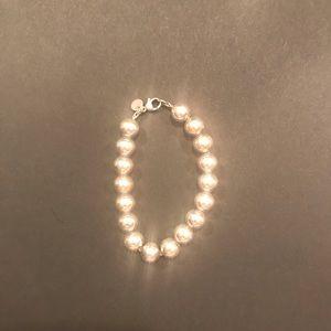 Tiffany hard wear Ball Bracelet.